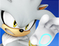 Sonic Jump Silver Icon