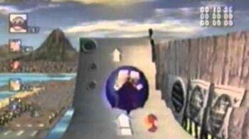 Sonic R 3D Trailer 1997