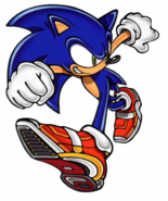 Sonic SA2 art 1
