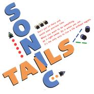 Sonic Tails 8 bit logo