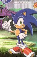 Sonic X coffret 4