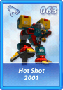 Card 063 (Sonic Rivals)