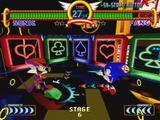 Casino Night (Sonic the Fighters)
