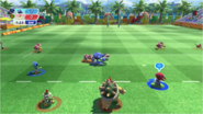 Mario & Sonic at teh Rio 2016 Olympic Games - Team Metal Sonic VS Team Bowser Jr. Rugby Sevens