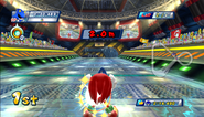 Mario Sonic Olympic Winter Games Gameplay 272