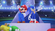 Mario Sonic Olympic Winter Games Opening 10