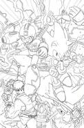 Mega Man 52 artwork 1
