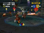 Robot Storm Sonic 07
