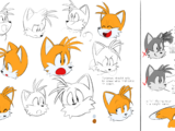 Sonic and Tails/Gallery