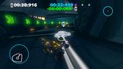 SRT Sprint Screen
