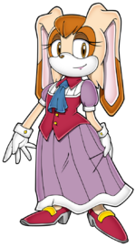 SX Vanilla the Rabbit