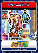 Sonic Advance 3 karta 10