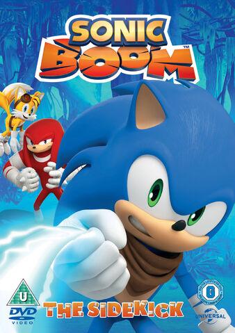 File:Sonic Boom DVD Volume 1.jpg