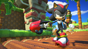 Sonic Forces Shadow Outfit
