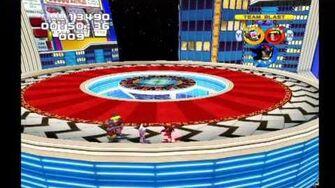 Sonic Heroes Robot Carnival (Team Dark)