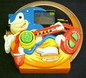 Sonic Underground LCD game
