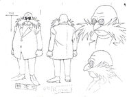 Sonic X Concept Art 047