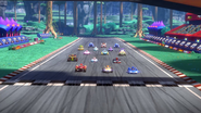 Team Sonic Racing Opening 08