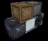 Colors Wii Model Crates