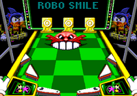 Robo Smile Bonus Stage