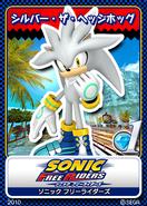 Sonic Free Riders karta 3