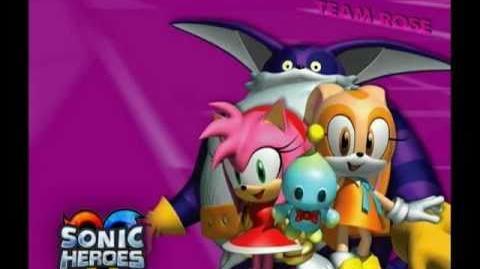 Sonic Heroes Sea Gate Music