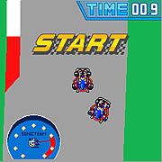 Sonic Racing Kart 5