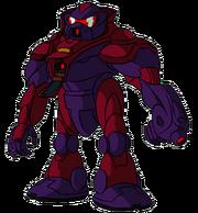 Swatbot Sonic Underground