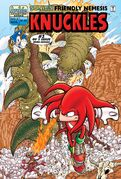 Archie Knuckles (miniseries) Issue 2