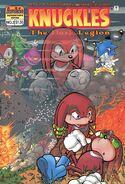 Archie Knuckles The Dark Legion Issue 2