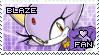 Blaze stamp