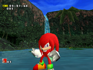 Chaos 4 DC Knuckles 6