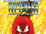 Archie Knuckles Archives Volume 4