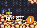 Lava Reef Zone (Sonic Mania)