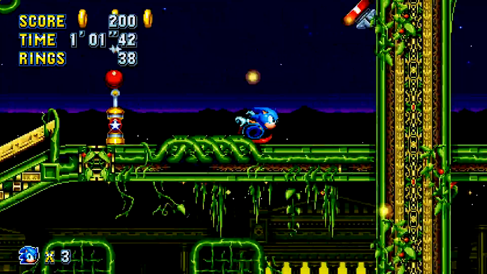 Stardust Speedway Zone (Sonic Mania) | Sonic News Network