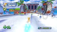 Mario Sonic Olympic Winter Games Gameplay 237