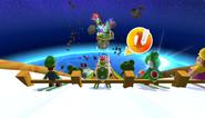 Mario Sonic Olympic Winter Games Gameplay 245