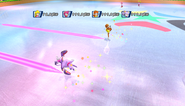 Mario Sonic Olympic Winter Games Gameplay 334