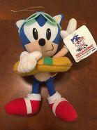SegaSonic Summer Lifesaver Sonic