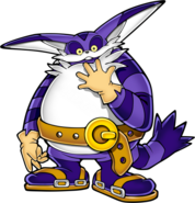 Sonic ChannelBigCat