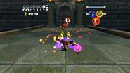 Sonic Heroes Hang Castle Team Dark 3