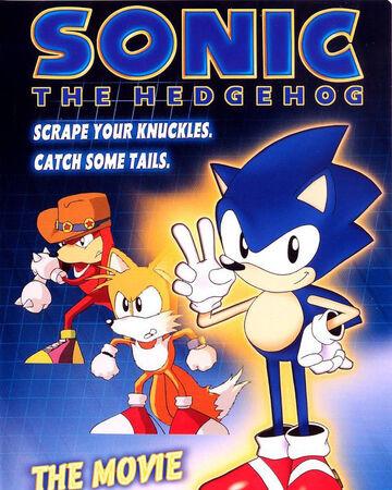 Sonic The Hedgehog The Movie Sonic News Network Fandom