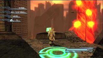 Sonic the Hedgehog 2006 Crisis City (Silver) 1080 HD