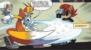 Tailswipe archie comics