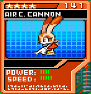 Air Chao Cannon