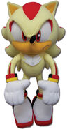 GE Super Shadow plush