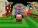 Sonic Heroes/Beta elements