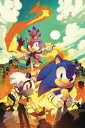IDW 4 Cover Art