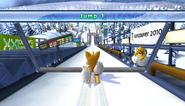 Mario Sonic Olympic Winter Games Gameplay 019