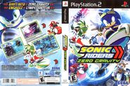 Riders 2 PS2 eu
